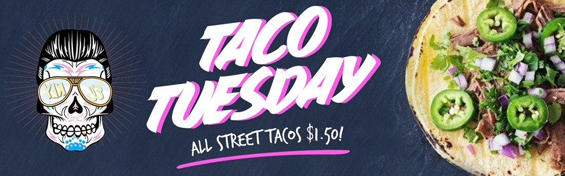 Street Taco Tuesday at El Rey Cantina Camarillo